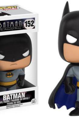 Copertina di Batman Animated Series Batman Funko Pop 152