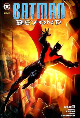 Copertina di Batman Beyond 2 – B.Universe 43