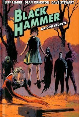Copertina di Black Hammer n.1
