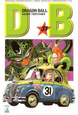 Copertina di Dragonball Evergreen Edition n.31 (DI 42) – l mostro/Il risveglio di Goku/Super Vegeta
