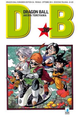 Copertina di Dragonball Evergreen Edition n.36 (DI 42) – Nascita di un nuovo eroe/Due piccoli guerrieri