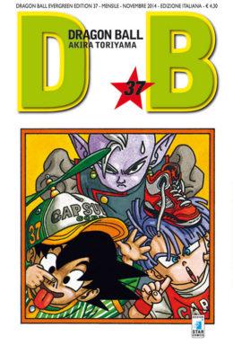 Copertina di Dragonball Evergreen Edition n.37 (DI 42) – Due piccoli guerrieri/L'ira di Gohan/Il mago Babidy