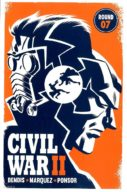 Civil war II n.7 – Variant Super FX