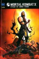 DC-Warner Mortal Kombat X N. 3 – Limited