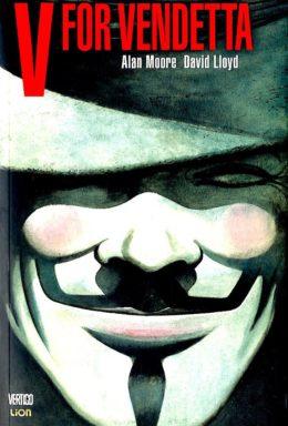 Copertina di V For Vendetta – Vertigo Library