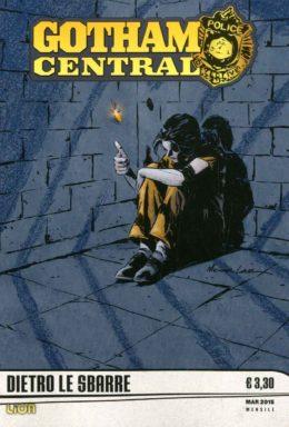 Copertina di Gotham central n.3