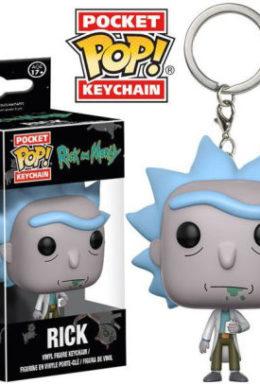 Copertina di Rick And Morty Rick Pocket Pop