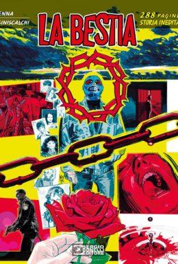 Copertina di Romanzi A Fumetti n.33 – La Bestia