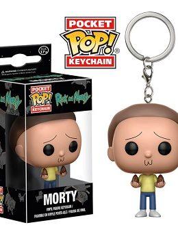 Copertina di Rick And Morty Morty Pocket Pop