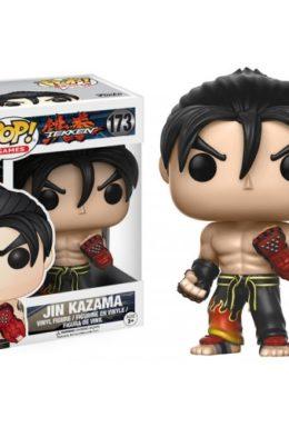 Copertina di Tekken Jin Kazama Pop