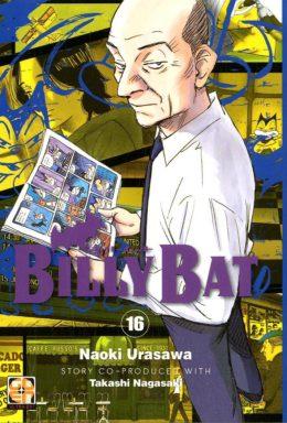 Copertina di Billy Bat n.16 – Ki Collection 6