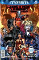 Justice League America n.1 – Rinascita