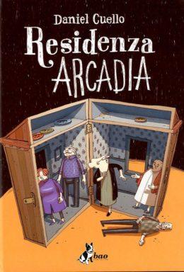 Copertina di Residenza Arcadia