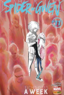 Copertina di Spider-Gwen n.11 – Marvel Cult 12