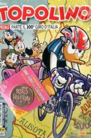 Topolino n.3206 + Con Medaglia Giro Del Calisota