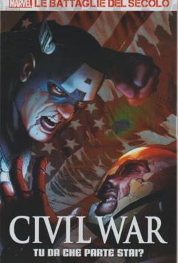 Copertina di Le Battaglie Del Secolo n.1 – Civil War