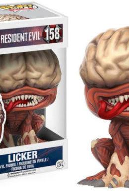 Copertina di Resident Evil Licker Pop