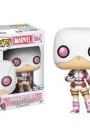 Gwenpool With Gun And Phone Pop