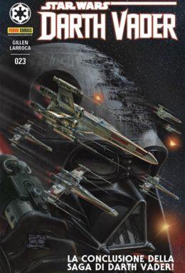 Copertina di Darth Vader n.23