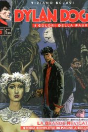 Dylan Dog – I colori della paura n.3 – La grande nevicata