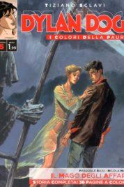 Dylan Dog – I colori della Paura n.5 – Il mago degli affari