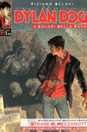 Dylan Dog – I colori della Paura n.17 – Strage di mezzanotte