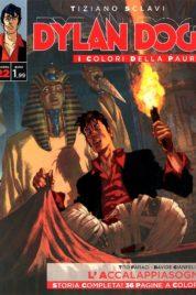 Dylan Dog – I colori della Paura n.22 – L'accalappiasogni