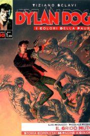 Dylan Dog – I colori della Paura n.30 – Il grido muto