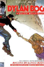 Dylan Dog – I colori della Paura n.31 – Ancora un lungo addio
