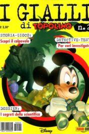 I Gialli Di Topolino n.2