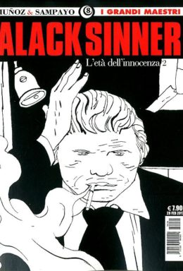 Copertina di Alack Sinner 2 – Grandi Maestri