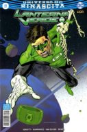 Lanterna Verde n.9 – Rinascita