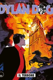 Dylan Dog 370 – Il terrore