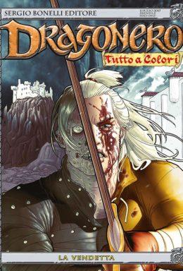 Copertina di Dragonero n.50 – La vendetta -Tutto a colori
