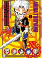 Akira Toriyama Menù A La Carte n.1