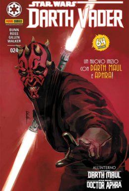 Copertina di Darth Vader n.24