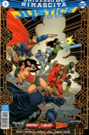 Justice League n.9 – Rinascita