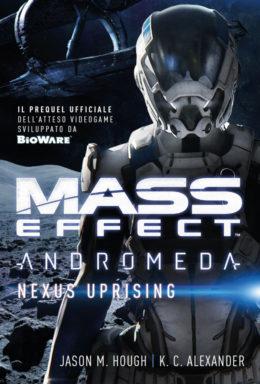 Copertina di Mass Effect: Andromeda – Nexus