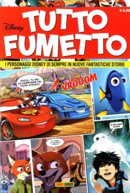 Copertina di Disney Gag n.1 – Tutto Fumetto