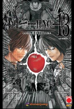 Copertina di Death Note n.13