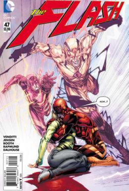Copertina di Flash / Wonder Woman n.51 – New 52