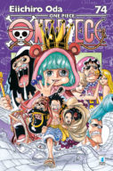 One Piece New Edition n.74 – Greatest 211