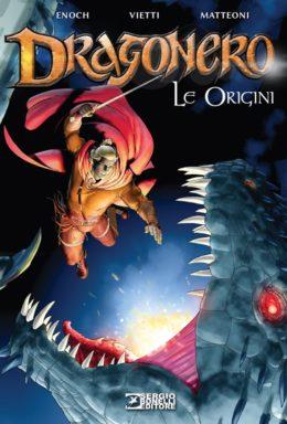 Copertina di Dragonero – Le Origini