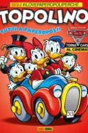 Topolino n.3225 – 13 Settembre 2017