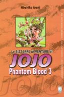 Phantom Blood n.3 – Le Bizzare Avventura di Jojo 3