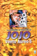 Vento Aureo n.6 (DI 10) – Bizzare Avventure di Jojo 35
