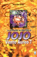 Vento Aureo n.7 – Le Bizzarre Avventure di Jojo