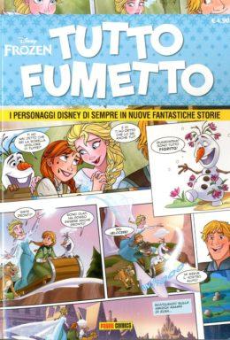 Copertina di Disney Tutto Fumetto – Frozen – Disney GAG 2