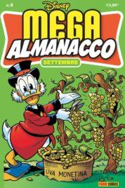 Mega Almanacco Disney 9 – Settembre