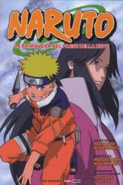 Naruto il romanzo n.3 – La Primavera Nel Paese
